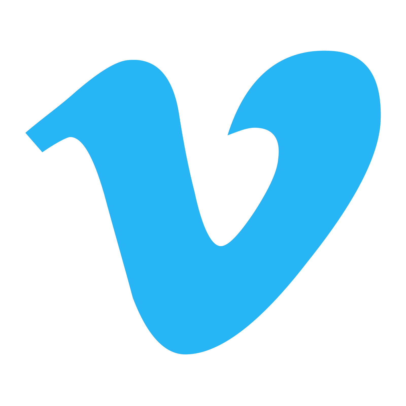 Vimeo icon. PNG 50 px - Vimeo PNG