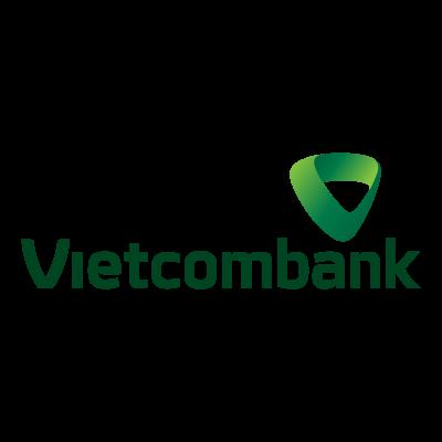 Vietcombank logo vector. Vina
