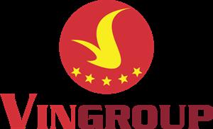 Vingroup Logo. Format: AI