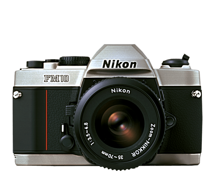 Vintage Camera PNG Nikon-PlusPNG.com-700 - Vintage Camera PNG Nikon