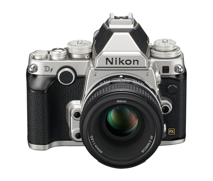 Photo of Nikon Df PlusPng.com  - Vintage Camera PNG Nikon