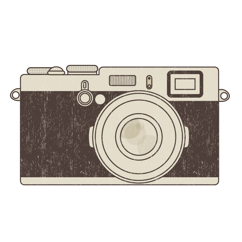 pin Drawn camera png vintage #2 - Vintage Camera PNG Nikon