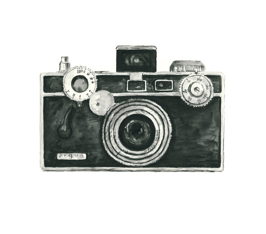 pin Simple clipart vintage camera #6 - Vintage Camera PNG Nikon