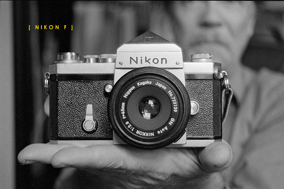 Vintage Nikon F Film Camera [ For Sale ] - Vintage Camera PNG Nikon