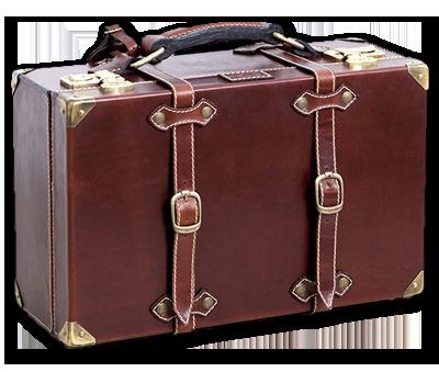 Vintage Luggage PNG - 44158
