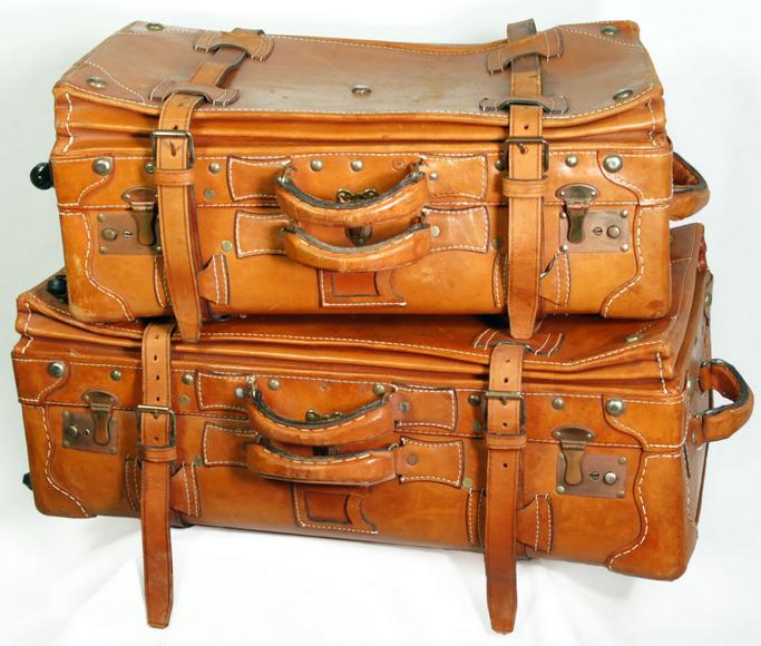 Vintage Luggage PNG - 44163