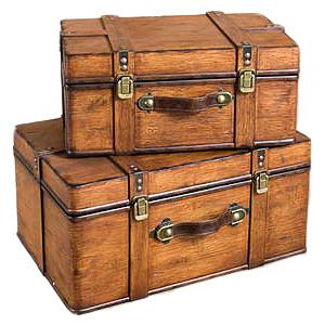 vintage suitcase tin - Google