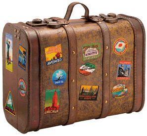 Vintage Luggage PNG - 44156
