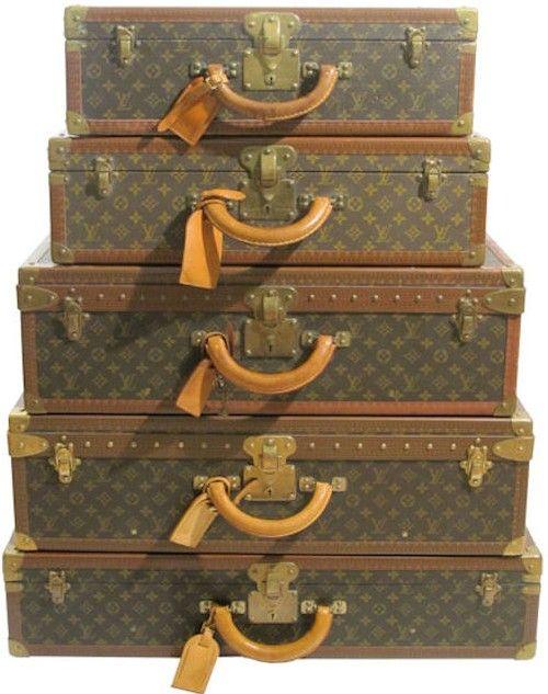 Vintage Luggage PNG - 44164