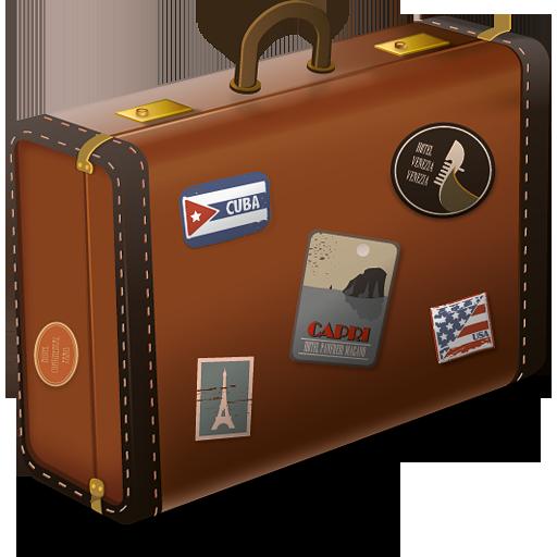 Vintage Luggage PNG - 44160