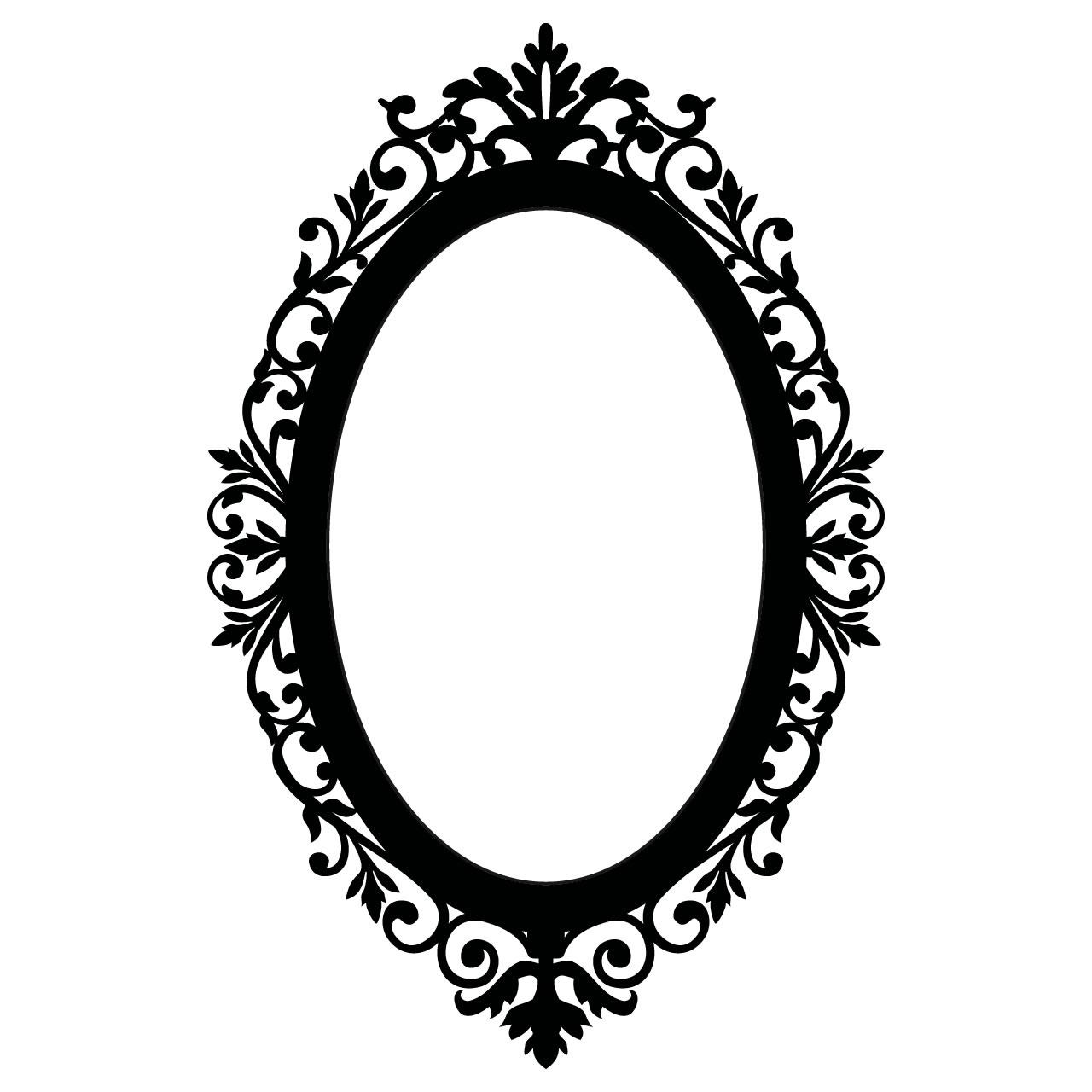 Vintage Oval Frame PNG - 73181