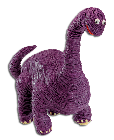 . PlusPng.com purple_dino_lg.png PlusPng.com  - Violet Objects PNG