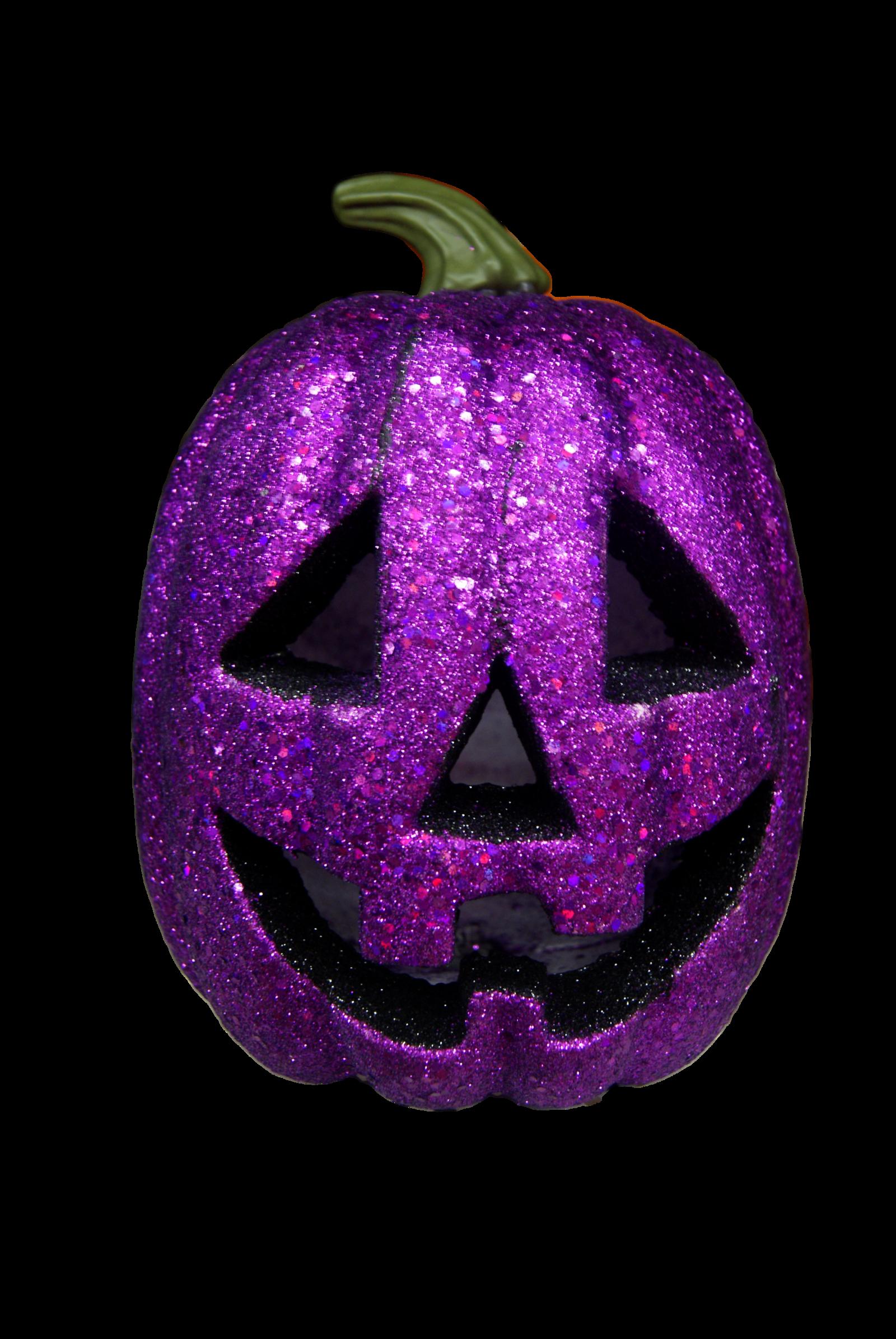 . PlusPng.com Purple Pumpkin Stock PNG by KarahRobinson-Art - Violet Objects PNG