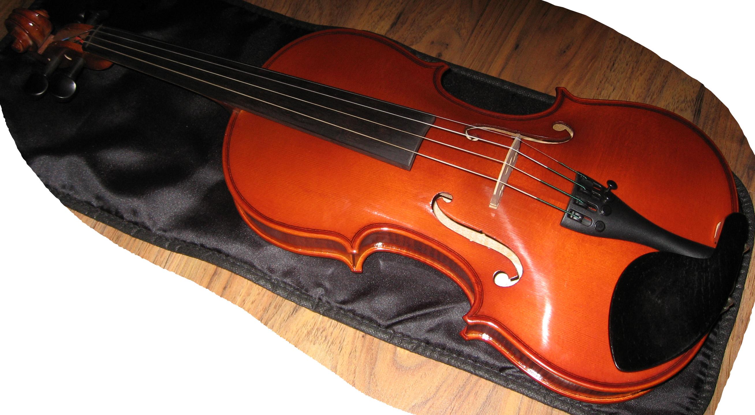 Violin PNG - 4091