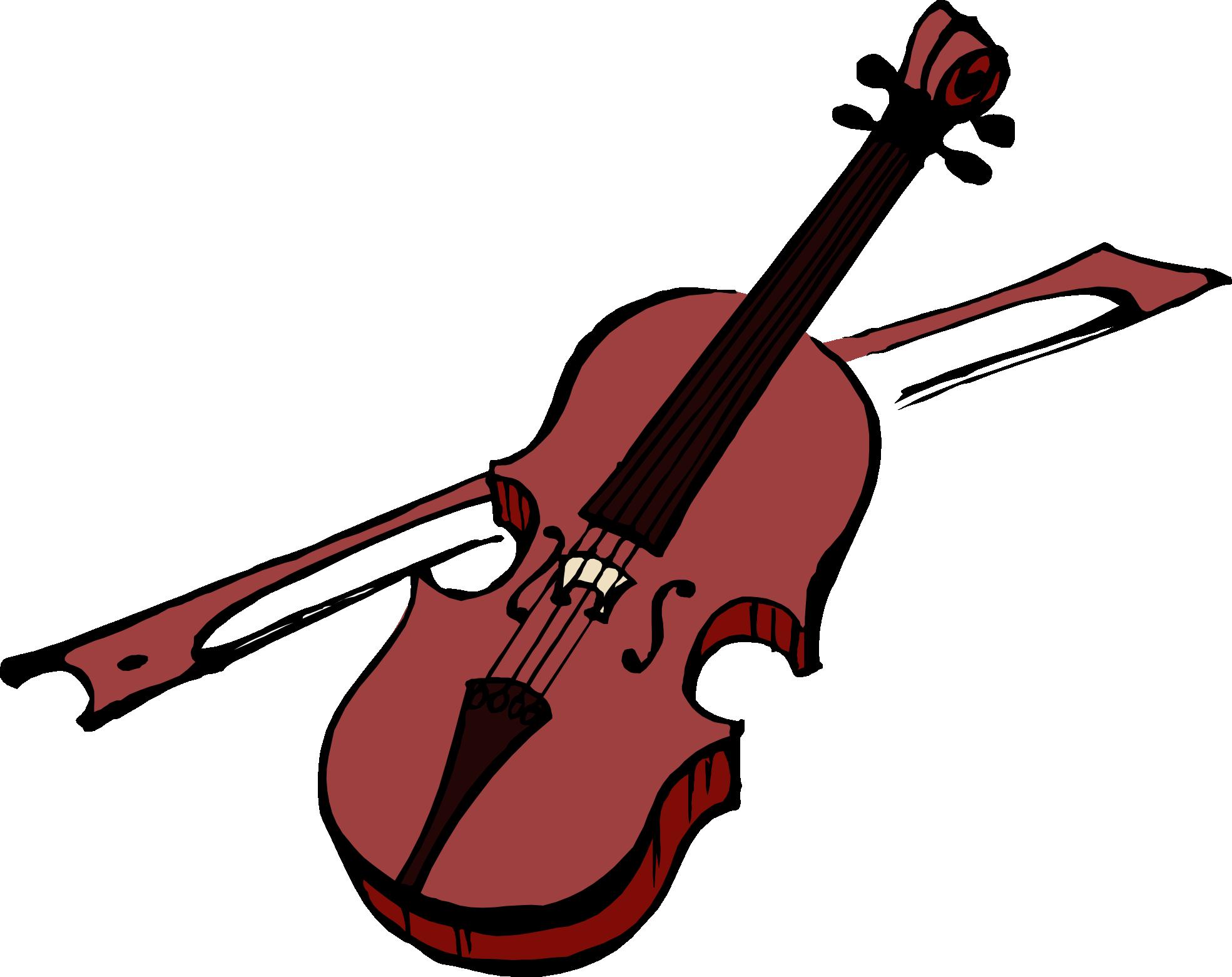 Violin PNG - 4100