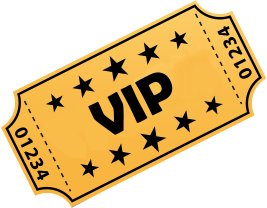 Vip Ticket PNG - 54505