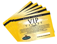 Vip Ticket PNG - 54512