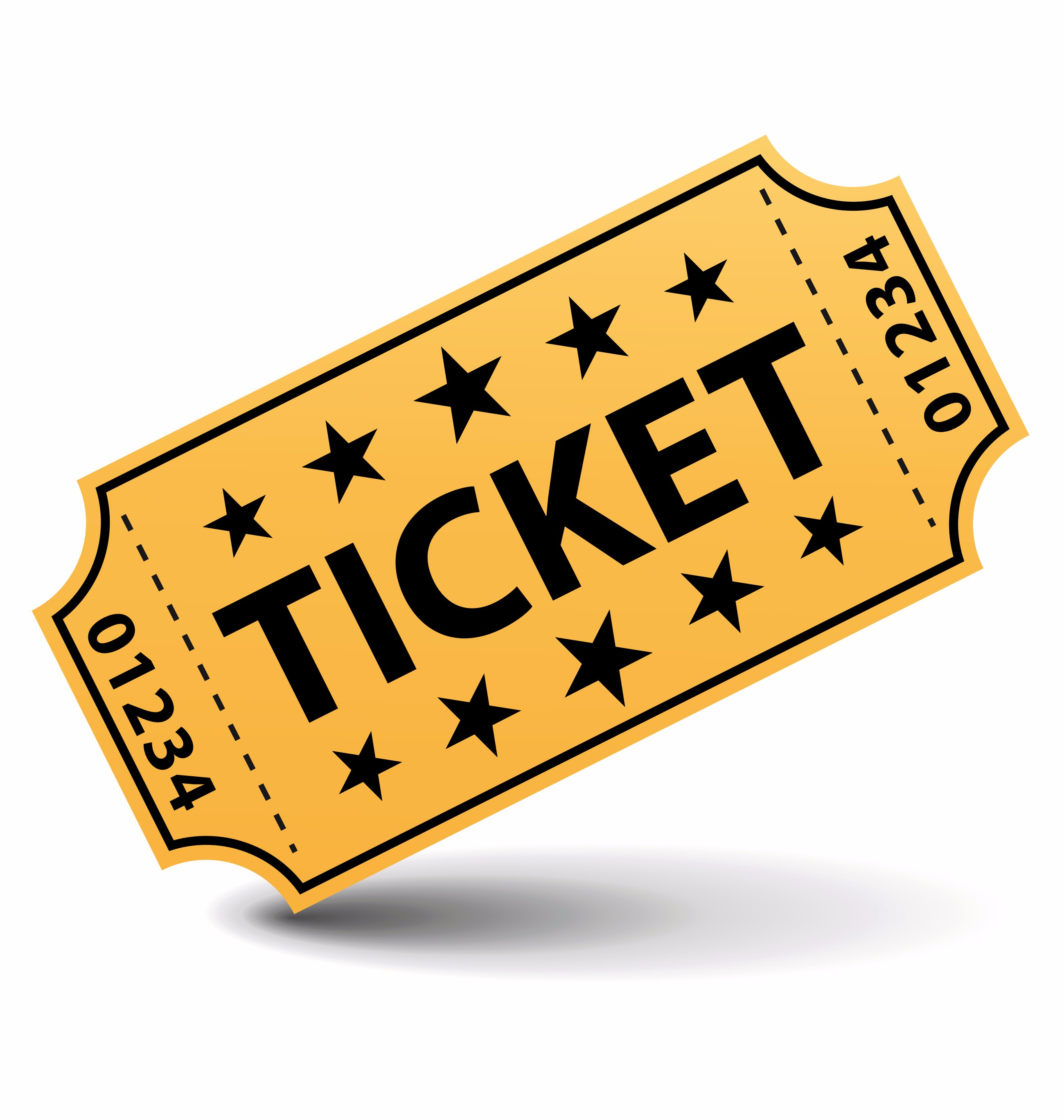 Vip Ticket PNG - 54504