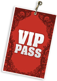 Vip Ticket PNG - 54514