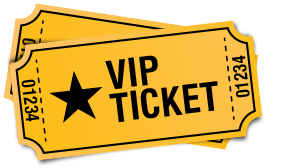 Vip Ticket PNG - 54506
