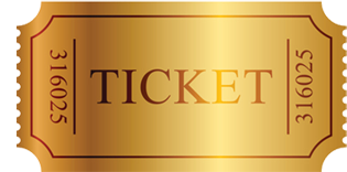 Vip Ticket PNG - 54510