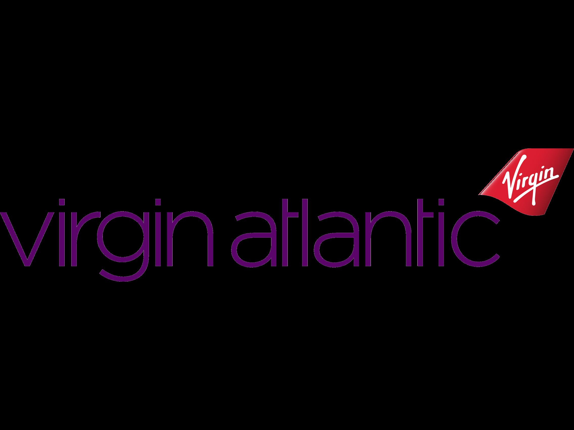 Virgin Atlantic Logo PNG - 98076