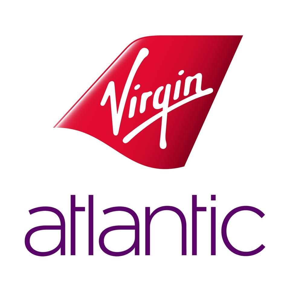 Virgin Atlantic Logo PNG - 98077