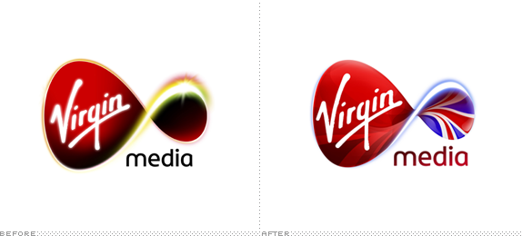 Virgin Media Logo, Before and After - Virgin Media PNG