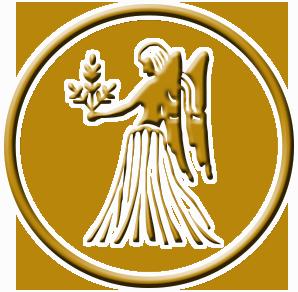 Virgo Emblem.png - Virgo PNG