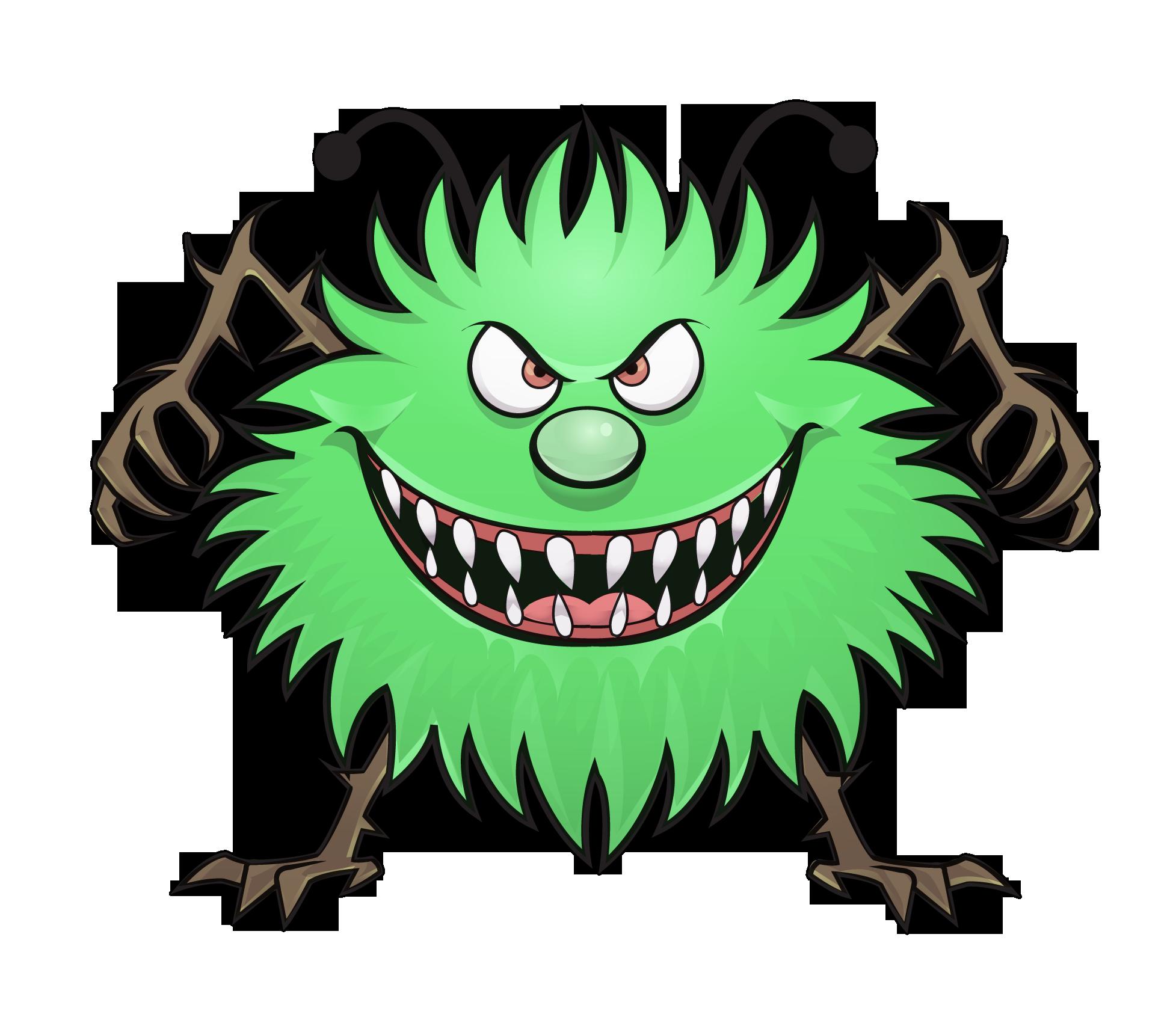 Virus PNG - 18011