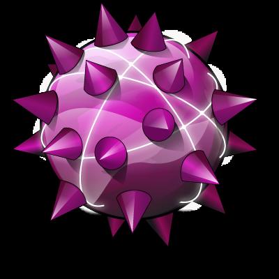 Virus PNG-PlusPNG.com-400 - Virus PNG