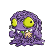 Flesh Eating Virus.png - Virus PNG