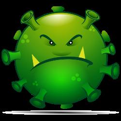 Virus PNG - 18024