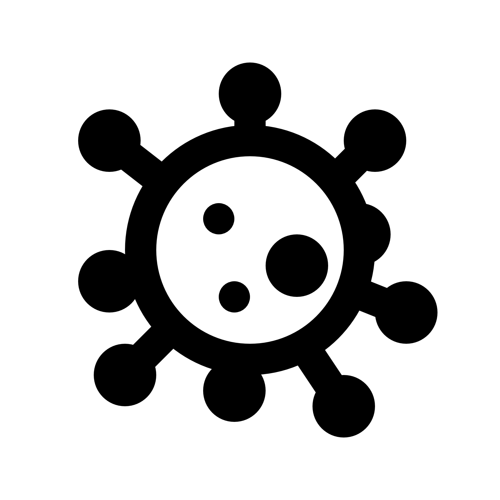 Virus PNG - 18012