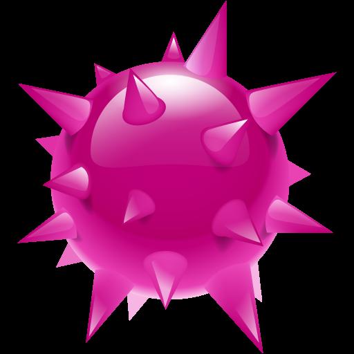 Virus PNG - 18014