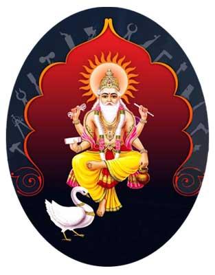 Download - Vishwakarma God PNG