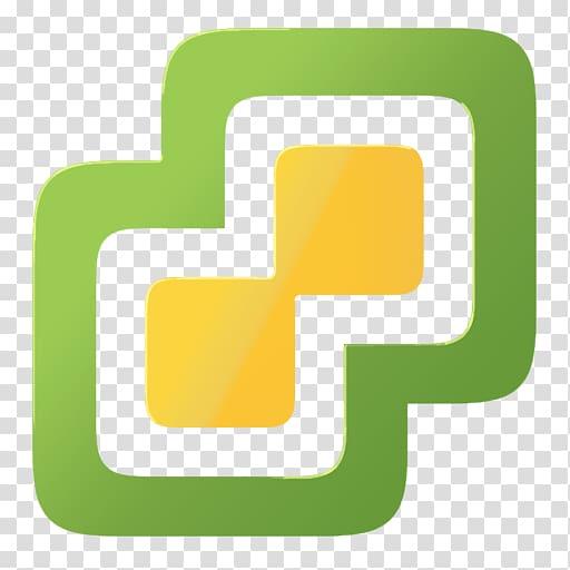 Green And Yellow Logo, Vmware Vsphere Vmware Esxi Virtual Machine Pluspng.com  - Vmware Logo PNG