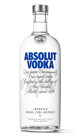 Absolut Vodka - Vodka HD PNG