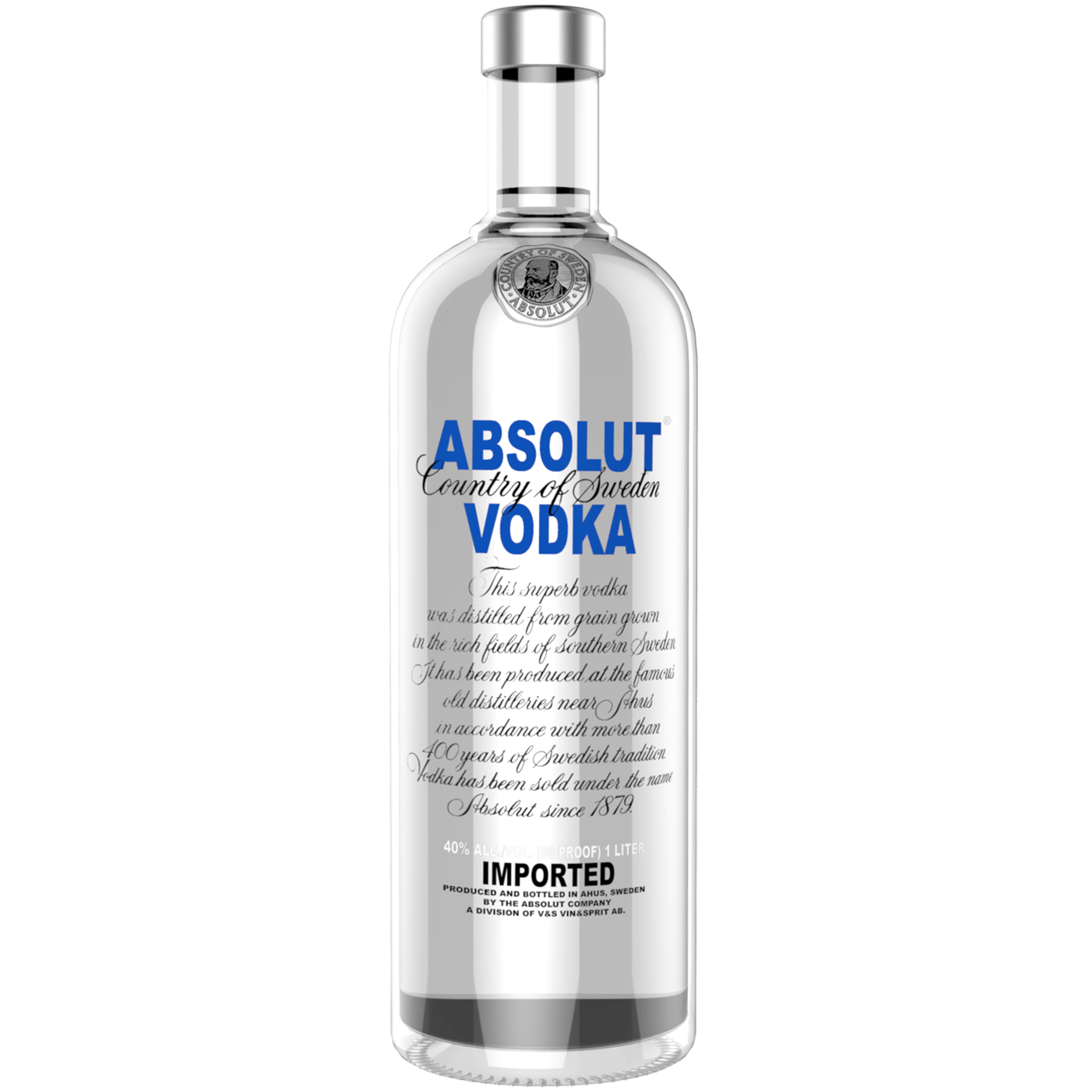 Alcohol (Vodka) - Vodka HD PNG