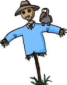 Vogelscheuche PNG