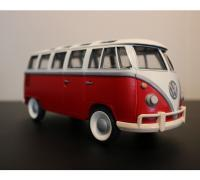 Download: free. Website: Thingiverse - Volkswagen Busje PNG