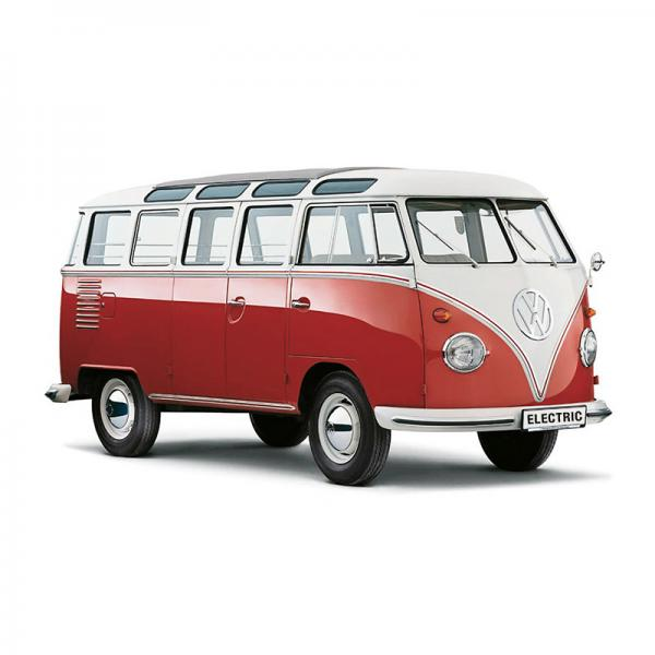 Volkswagen VW Bus, Type 2, Samba EV Conversion Kit, Regen Brakes, AC Motor  1950-1979, EV West - Electric Vehicle Parts, Components, EVSE Charging  Stations, PlusPng.com  - Volkswagen Busje PNG