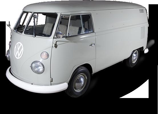 VW t1 splitbusje - Volkswagen Busje PNG