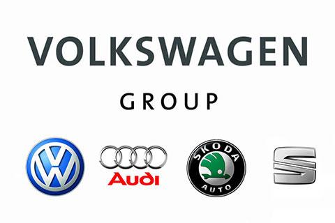 Volkswagen Group Logo PNG - 37080
