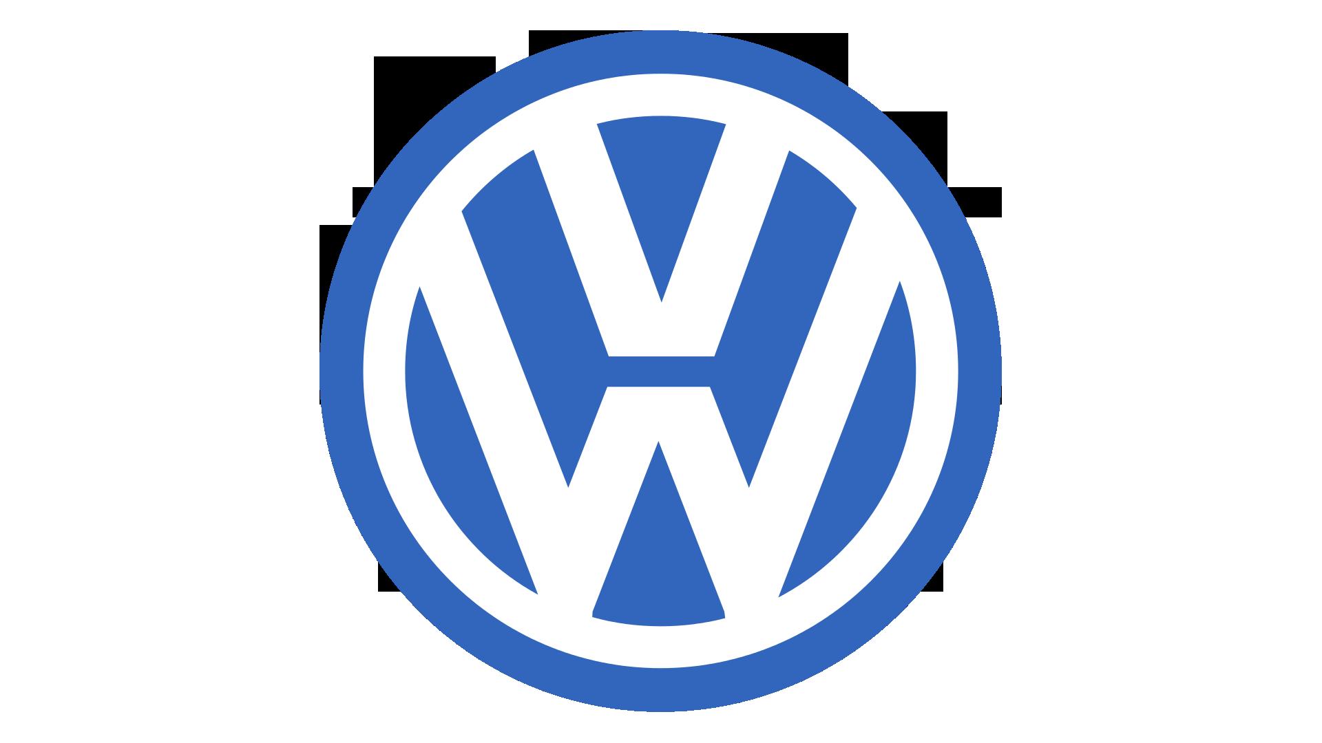 Volkswagen Logo (1978) 1920x1080 (HD 1080p) - Volkswagen Group Logo PNG