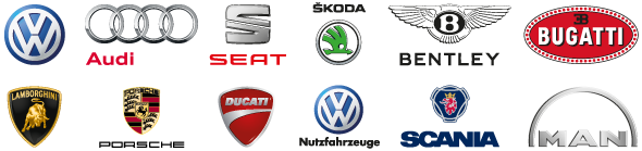 Fact #819: Audi, Bentley, Bugatti, Ducati, Porsche and Lamborghini are all  owned by Volkswagen. - Volkswagen Group PNG