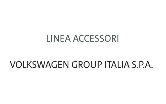Linea Accessori Volkswagen Group Italia S.p.A. - Volkswagen Group PNG