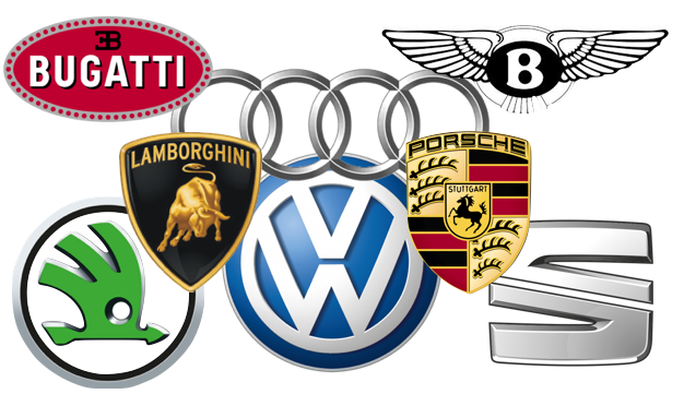 Sub-Brands - Volkswagen Group PNG