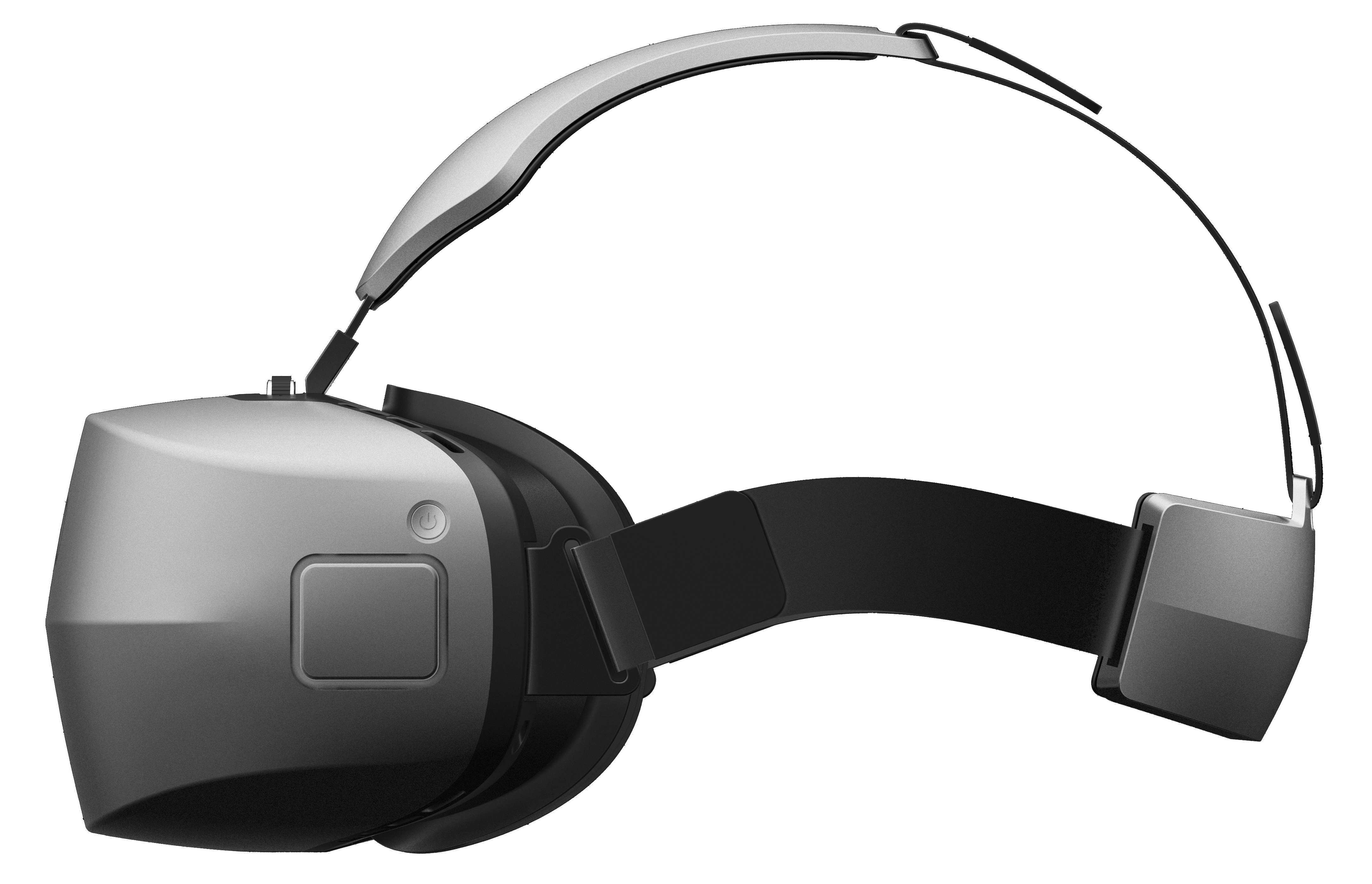 M-2-left.png - Vr Headset HD PNG