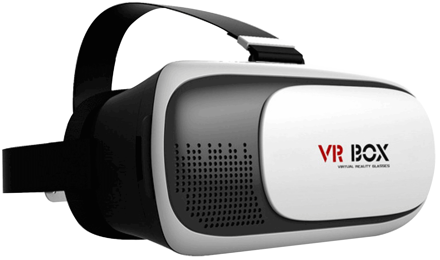 The VR Box VR headset has a universal docking system thatu0027s compatible with  most phones including phablets. The lens allows slight adjustments for  better PlusPng.com  - Vr Headset HD PNG
